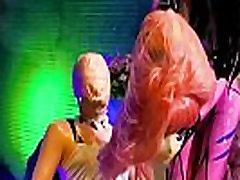 kigurumi x rubber doll bondage