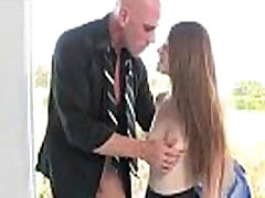 Amateur Cutie Teen Suck Dick And Get Fucked From Behind 01