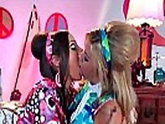 Naughty Lesbians abigail&ampjessa Use Sex Dildos In Hard Punish Sex Action clip-03