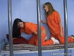 Roma Smith forces Nadia Nitro into anal sex in prison