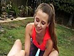 Step smallie cp Yoga Stress Blowjob