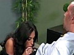 Seks u uredu s velikim okruglim sisama nestašan vruće djevojka Jacqueline Taylor film-12