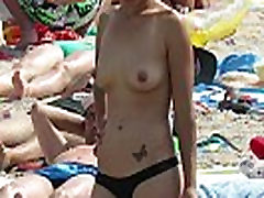 Big Tits Amateur Bikini Topless Teens - Voyeur bni askar Video