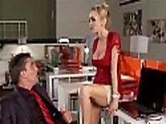 Hot big-boob office slut fuck boss&039 big-dick 11