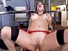 Big Melon Juggs Girl nadia styles Get Intercorse In Office video-25