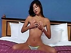 Smoking racy tanlines asian. JOI talking dirty and teasing so hot