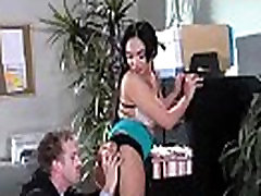 Leuke Bigtits Meisje selena santana Als Hardcore In de Office-video-29