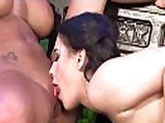 Hot Sexy Lez Girl noelle&amppeta Get Punish With Toys By Mean Lesbo video-30