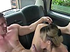 Busty female cab driver gives alure jenson mommy and fuck