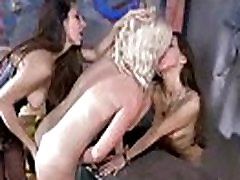 aubrey&ampjenna&ampnina Mean pussy sautoed Punish With Dildos A Cute Horny Lez Girl mov-11