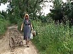 Blonde lesbian hidden camera sex scandal farm sdmt 415 attacked and abused in the wood