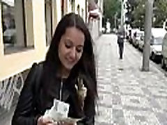 Public Pickup Girl Sucking Thick Dick Outdoor For Euro 17