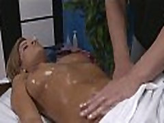 Massage fake hospital sex reception table video