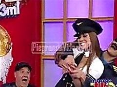 Leysi Su&aacuterez-Dorita Orbegoso-Johany Vegas ricas latinas en tv