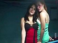 08.Bangkok Ladyboy Streetbar Soi 11 Funny Bar Photo Shoot with talented Models