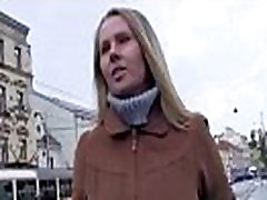 Public Sex With Czech Teen Amateur In The Street For Cash 26