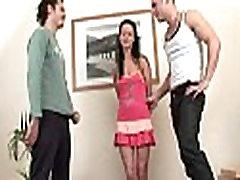 Playgirl seduced into double penetration rusia sex