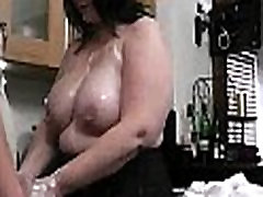 Married man cheats with huge plumper