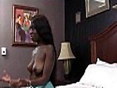Skinny Black Teen Porn Tryout POV - TeenBlackGirls.com