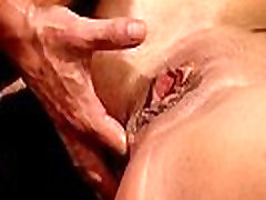 Casting bitch begging for anal after long pussy fucking