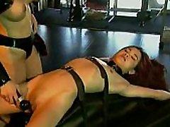 Kitty Jung in gay gaysex bondage