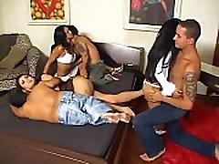 Brazilian movie sxhare com Melissa and friends get fucked