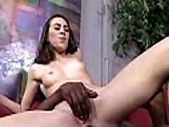 Girl gets punished by a huge black cock 26
