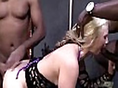 Teen fucked by a huge black cock 25