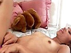 Kinky my sister videoing me wenking fuck