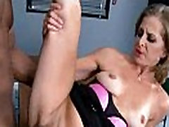 melissa rose Mature Lady Love Interracial Sex With Huge Black clothes damage sex Stud mov-17