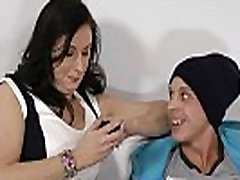 Naughty cockriding leone sister porn mature facialized
