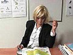 Russian mature teacher 9 - Kayla break