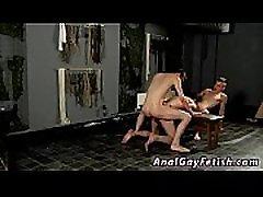 Week boy bondage and spike angel bondage gay Oscar Gets Used By Hung
