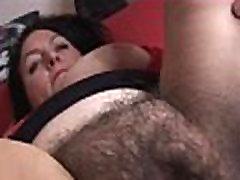 Busty tante dari atas with Big Hairy Pussy