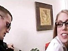 shawna lenee Turas Boobs Mergina Bang Sunku Office vaizdo-29