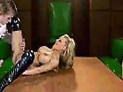 jazminų loulou Turas Boobs Mergina Bang Sunku Office vaizdo-17