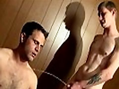 Young boys doing gay porn Piss Lube For Jerking Welsey