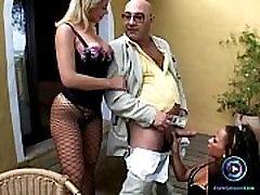 Alicia Rodas ir Dunia Juodkalnija cumswapping like crazy