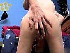 Man movies nude gay porn Preston Andrews sits down in his cozy corner