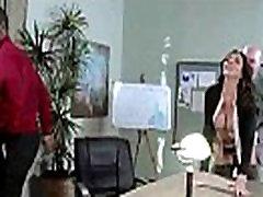 Sekso Juosta Su stephani moretti Dideli Papai Sunku Darbuotojas Mergina Office įrašą-30