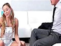 Fucking The Petite Blonde Babysitter - MySittersClub.com