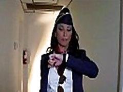lezley zen Sunku Darbuotojas Mergaitė Su apvaliu Big Boobs Gauti Susitrenkiau Office mov-25