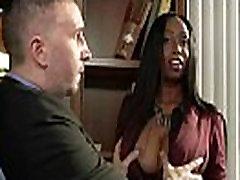 코디언하드 작업자와 여자 라운드 큰 가슴을 얻을 부딪 사무실에서 mov-09