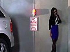 амиа Miley Velike grudi seksi djevojke eksplozije u uredu мова-04