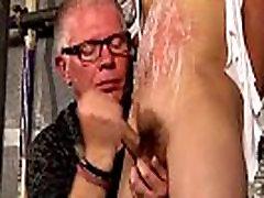 Gergay man male bondage The Master Drains The Student