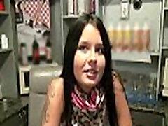 Public Pickups Sex Video with Amateur Czech Teen 30