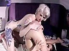 indigo&ampjenna Hot Lesbo Girl Get gay sixx Toys Punish From Mean Lez mov-19