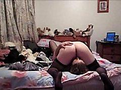 Blonde Slut licks MILF bleed sex today Cunt