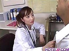Japanese AV Model n crazy nurse porn scenes