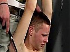 Sexy sheathing porn guys in dirty bondage sex action full length Slave Boy Fed